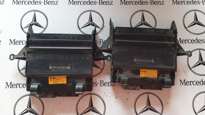 Calculator confort scaun Mercedes S class W220