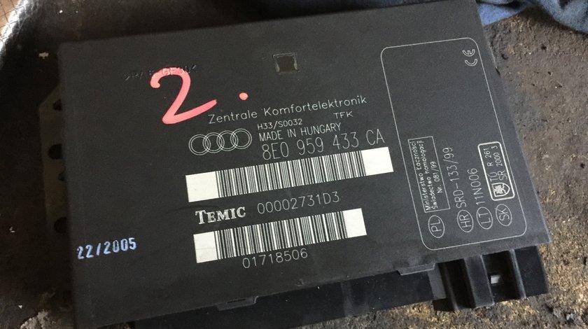 Calculator confort + telecomanda AUDI A4 B7 2005 2006 2007 2008