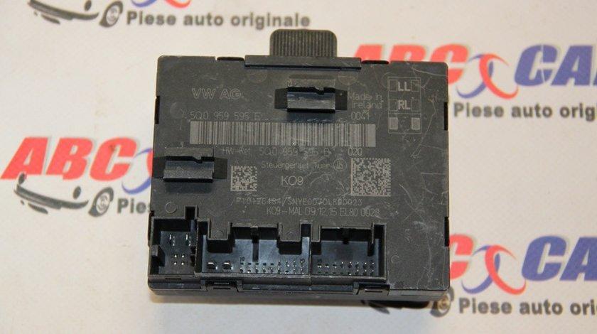 Calculator confort usa dreapta spate VW Passat B8 cod: 5Q0959595B model 2016