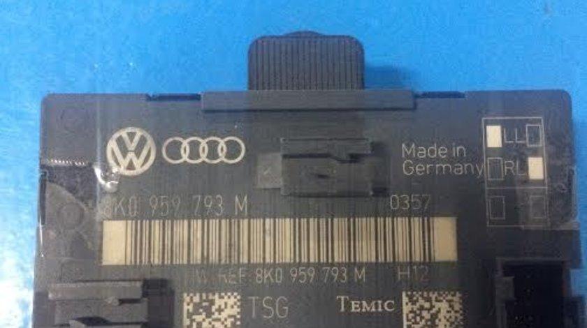 Calculator confort usa stanga fata Audi A4 B8 8K2 an 2007 - 2015 cod  8K0959793M