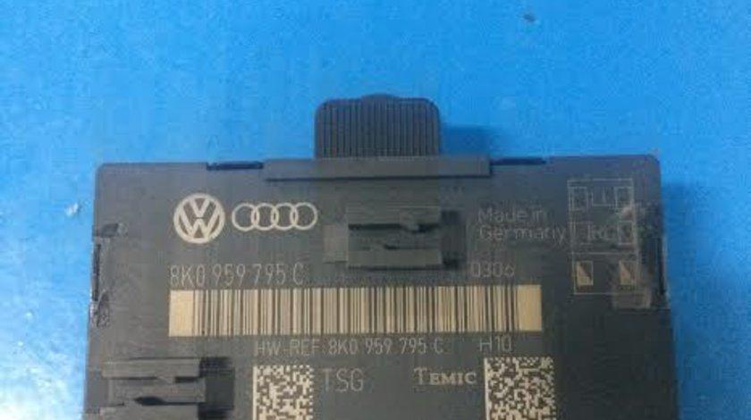 Calculator confort usa stanga spate Audi A4 B8 8K2 an 2007 - 2015 cod 8K0959795C