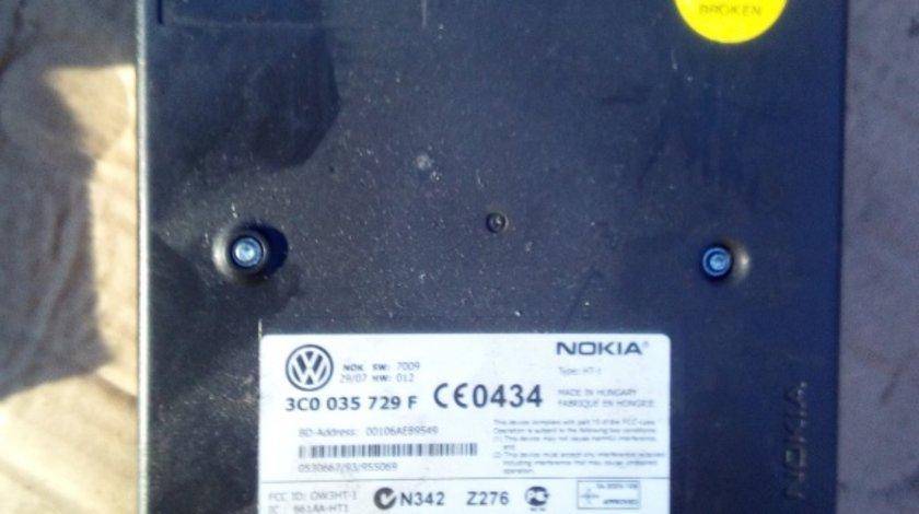 Calculator confort Volkswagen Passat B6(2006-2009) 3c0035729f