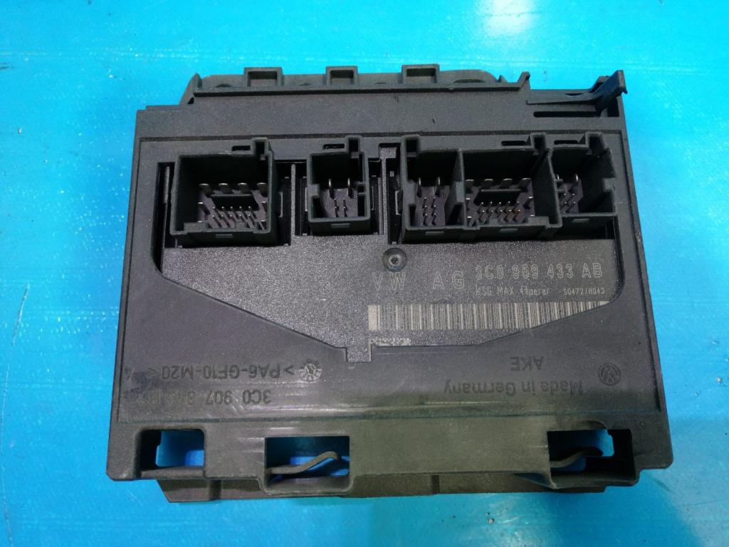 Calculator Confort Volkswagen Passat B6 3C0 959 433 AB