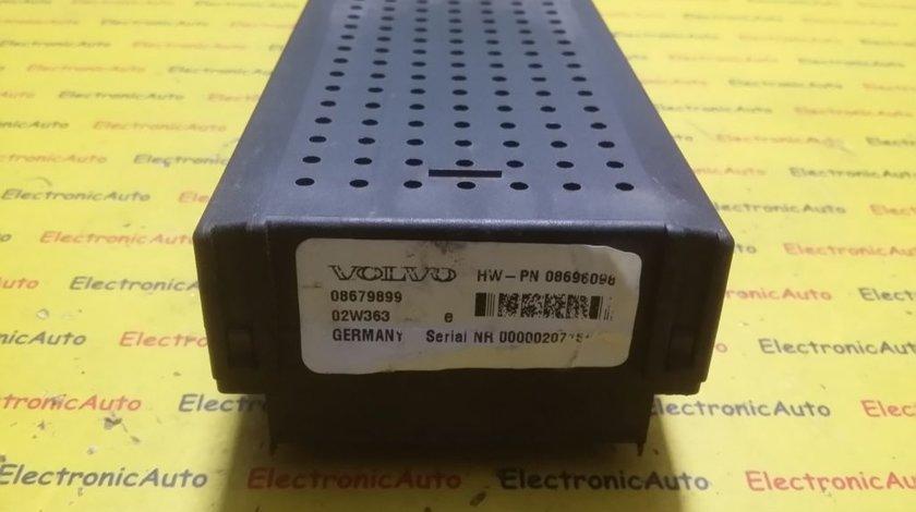 Calculator confort Volvo S60 08679899, 08696098