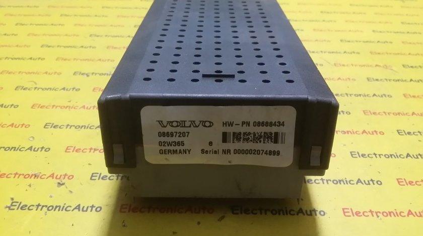 Calculator confort Volvo S60 S80 08697207, 08688434