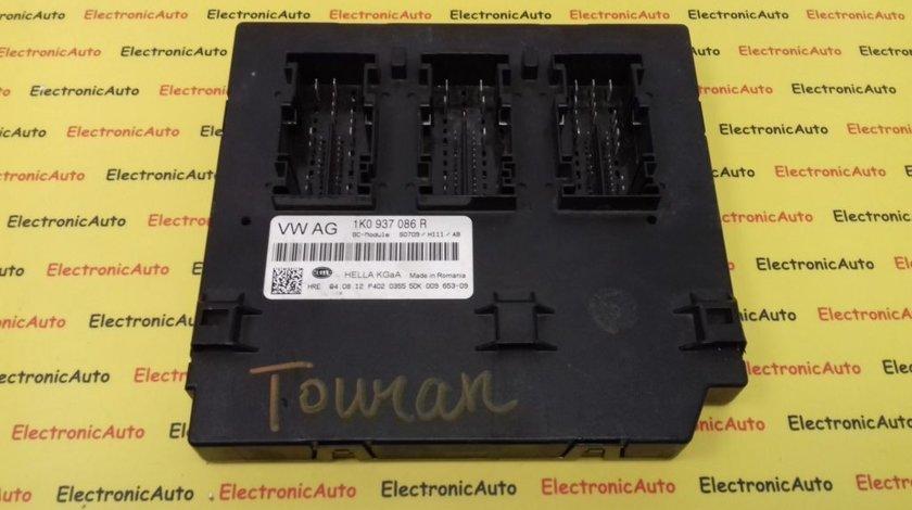 Calculator Confort Vw Golf 6 , 1K0937086R, 5DK00965309, BCM (W3AZD1)