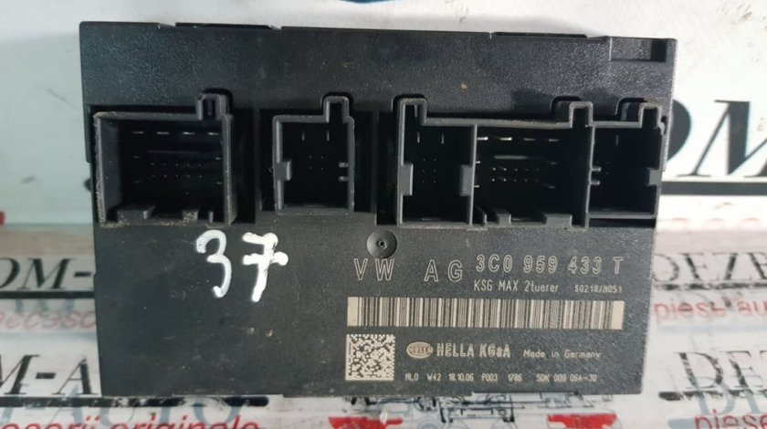 Calculator confort vw passat b6 3C 3c0959433T