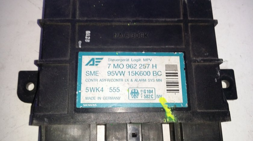 Calculator confort Vw Seat Ford 95VW15K600BC 7MO962257H
