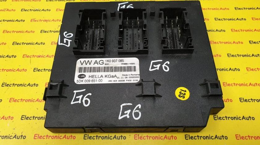 Calculator Confort Vw, Skoda, Seat, Audi 1K0937085, BCM (6WK5)