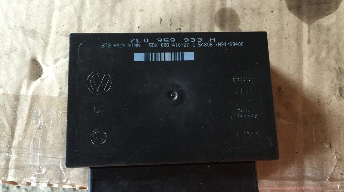 Calculator confort Vw Touareg 7L 2006 2007 2008 2009