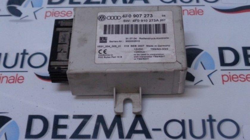 Calculator control presiune anvelope, 4F0907273, Audi A6 (4F2, C6) 1.9 tdi