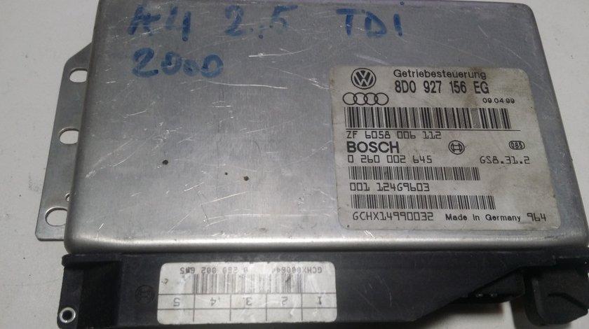 Calculator cutie automata Audi A4 0260002645 8D0 927 156 eg
