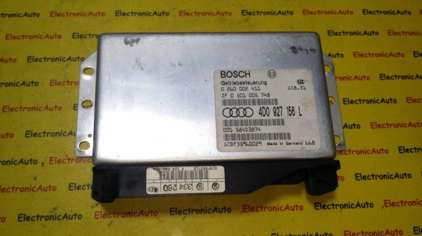 Calculator cutie automata Audi A8 4D0927156L, 0260002411