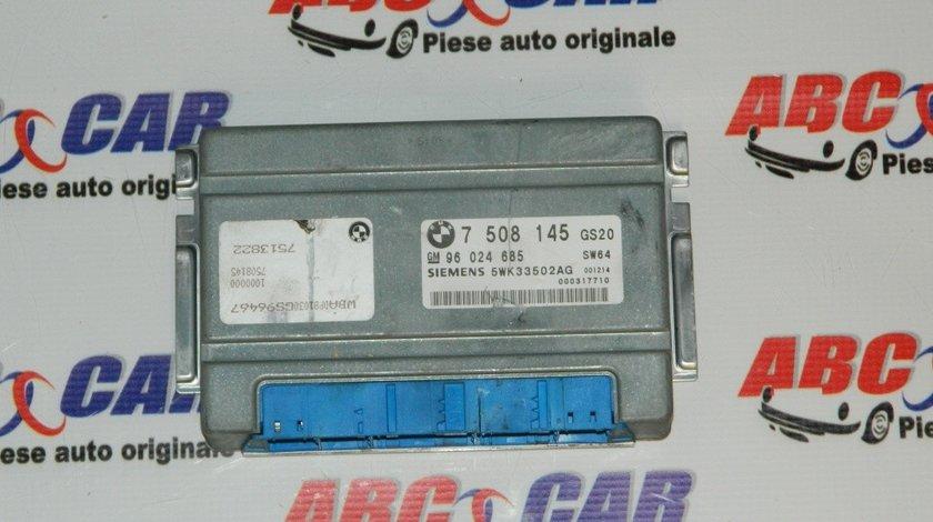 Calculator cutie automata BMW Seria 3 E46 cod: 7508145 / 96024685 model 2004