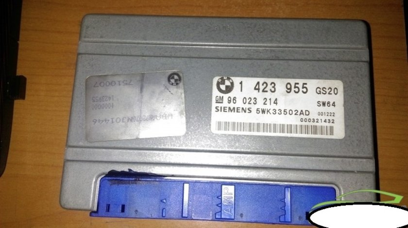 Calculator cutie automata BMW Seria 3 E46