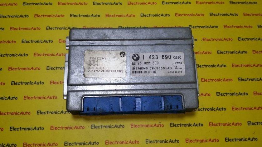 Calculator cutie automata Bmw Seria 5 1423690 5WK33501AB