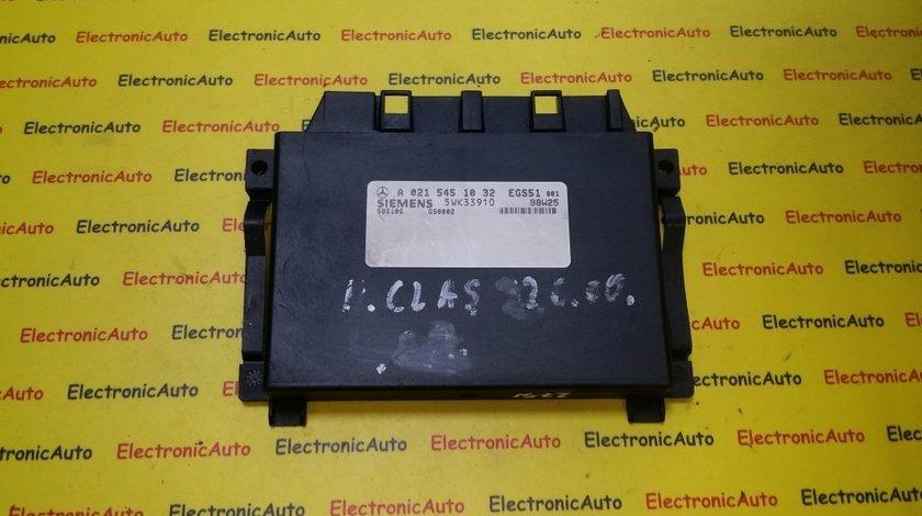 Calculator cutie automata Mercedes A0215451032