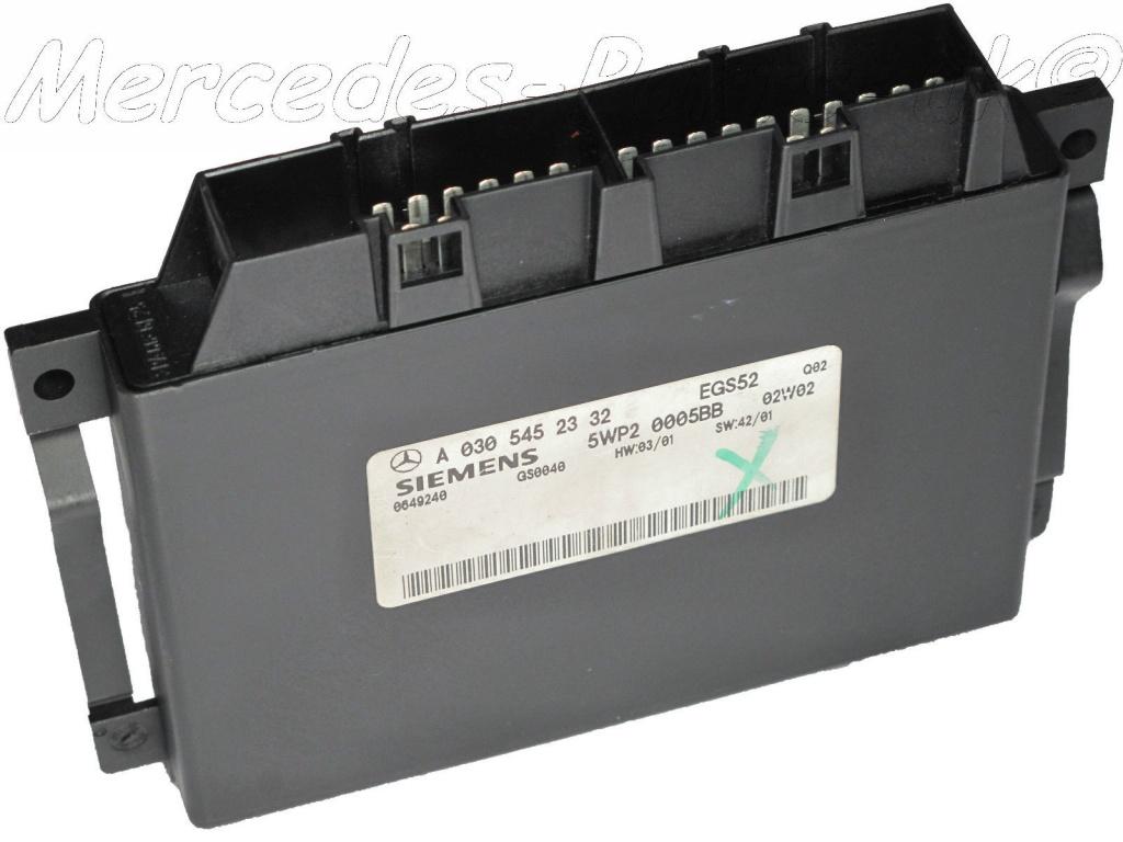 Calculator cutie automata Mercedes A0305452332