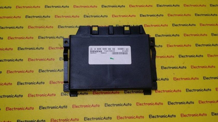 Calculator cutie automata Mercedes Clasa E A0255450532