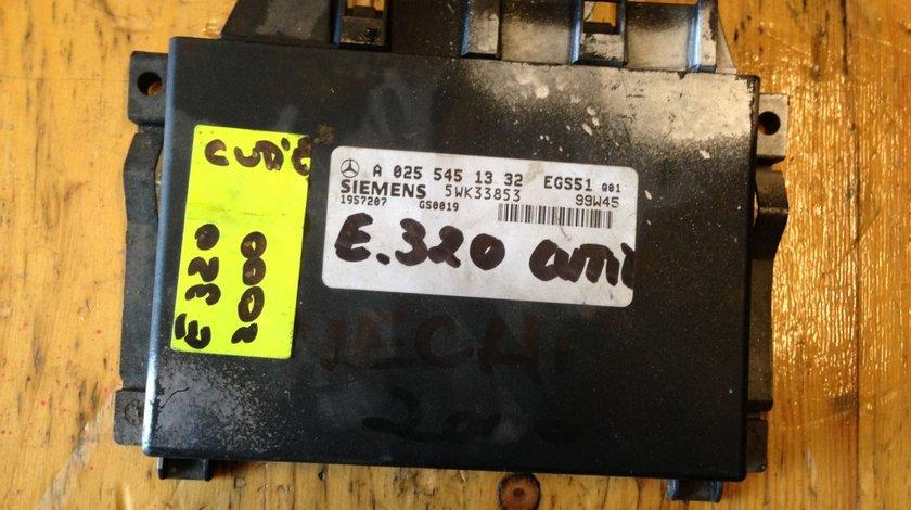 Calculator cutie automata mercedes cod A 025 545 13 32