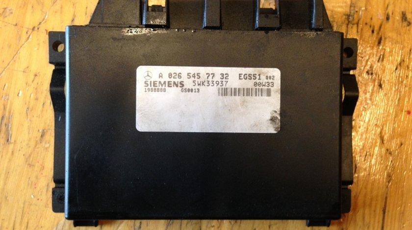 Calculator cutie automata mercedes cod A 026 545 77 32
