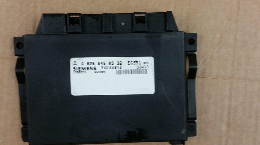Calculator cutie automata Mercedes E class A0255450332