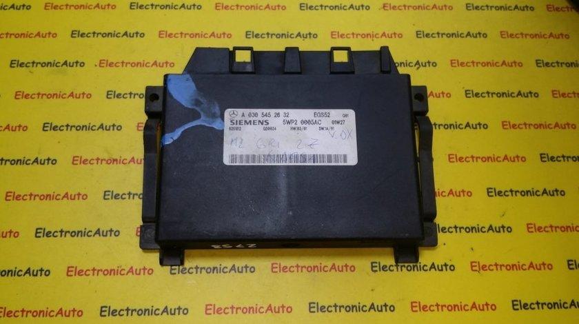 Calculator cutie automata Mercedes ML A0305452632