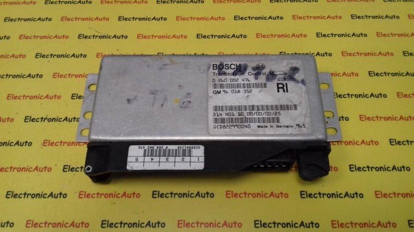 Calculator Cutie Automata Opel Frontera, 0260002476
