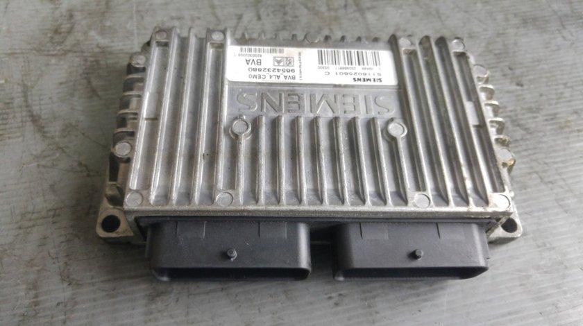Calculator cutie automata peugeot 307 citroen c4 2.0b rfj 9654232880