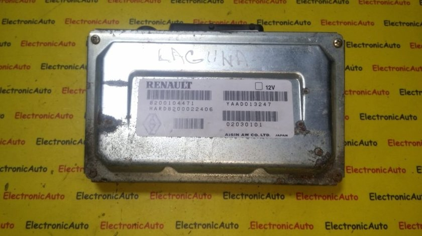 Calculator cutie automata Renault 8200104471
