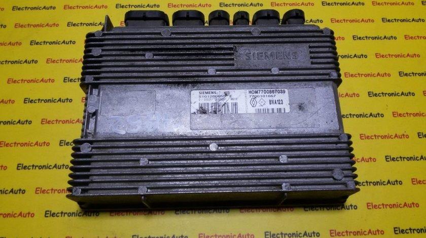 Calculator cutie Automata Renault Clio S101200055E, HOM7700867039