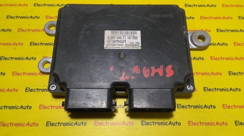 Calculator cutie automata Smart ForTwo A0015457116, A0015457116