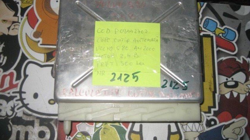 calculator cutie automata volvo s80