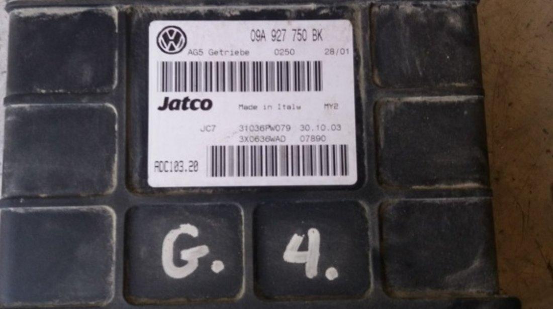 Calculator cutie automata VW Golf Sharan