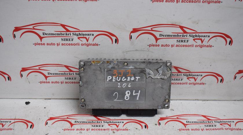 Calculator cutie de viteze automata Peugeot 206 1.4 B 2000 S108518010D 284