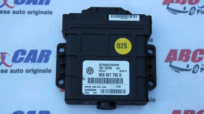 Calculator cutie de viteze VW Touareg 7P cod: 0C8927755D model 2014