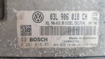 Calculator cutie transfer VW Touareg 7l 3.0 tdi 0A...