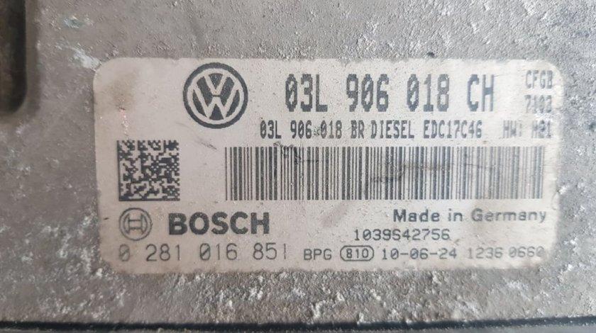 Calculator cutie transfer VW Touareg 7l 3.0 tdi 0AD927755BG