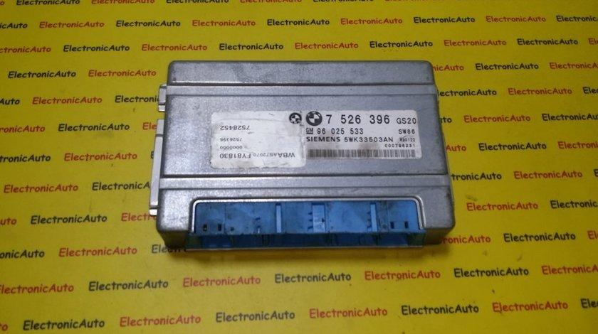Calculator cutie viteze automata BMW Seria 3 7526396, 96025533