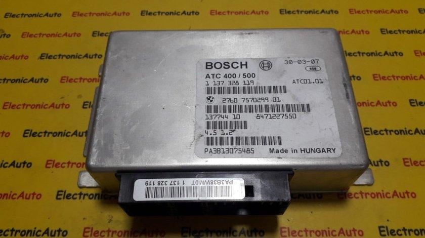 Calculator cutie viteze automata BMW X3 E83 1137328119, 2760757029901