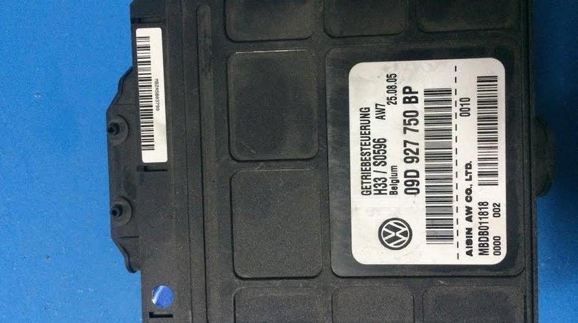 Calculator cutie viteze automata VW Touareg 7LA, 7L6 2003-2010 2.5 tdi cod: 09D927750BP