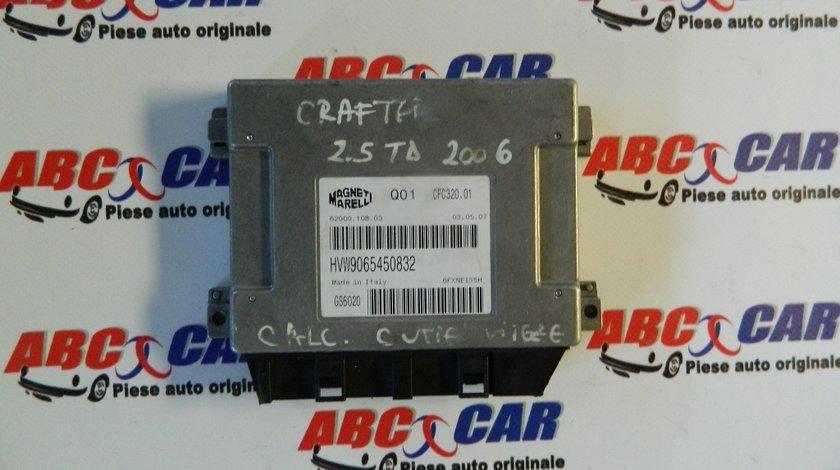 Calculator cutie viteze Mercedes Crafter 2.5 TDI Cod: HVW9065450832 model 2006