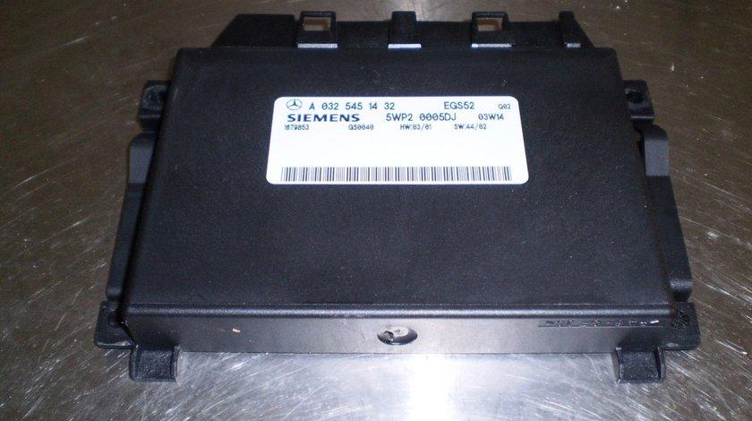Calculator cutie viteze Mercedes E320 CDI W211, A0325451432