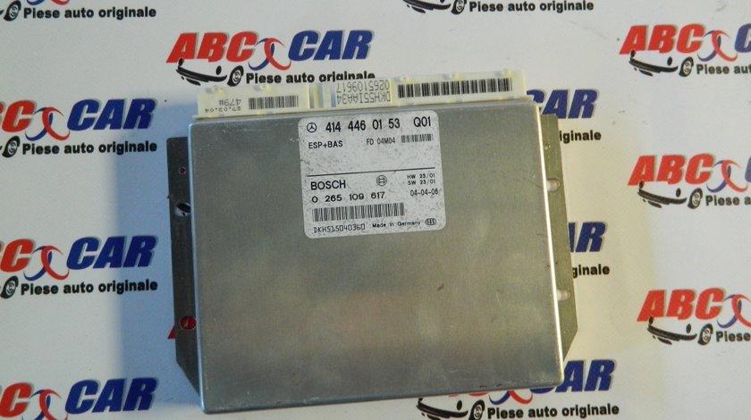 Calculator cutie viteze Mercedes Vaneo W639 Cod: 4144460153