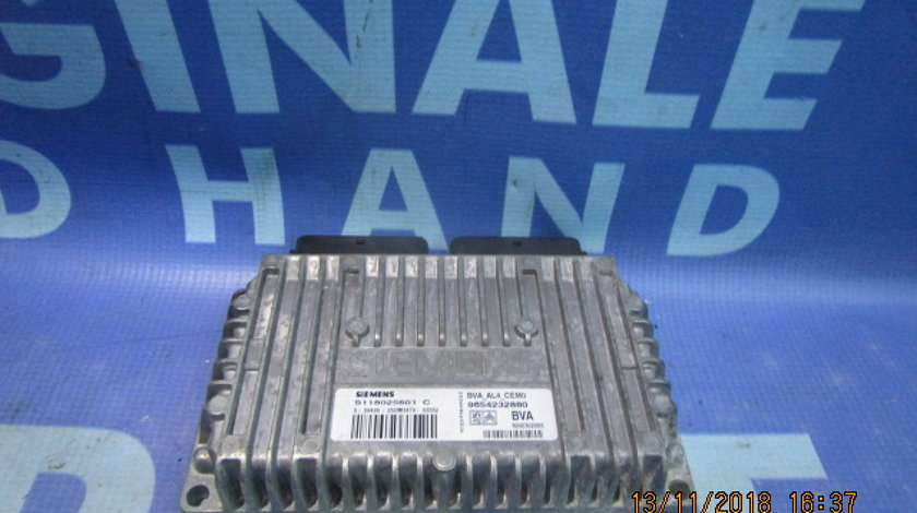 Calculator cutie viteze Peugeot 807; 9654232880