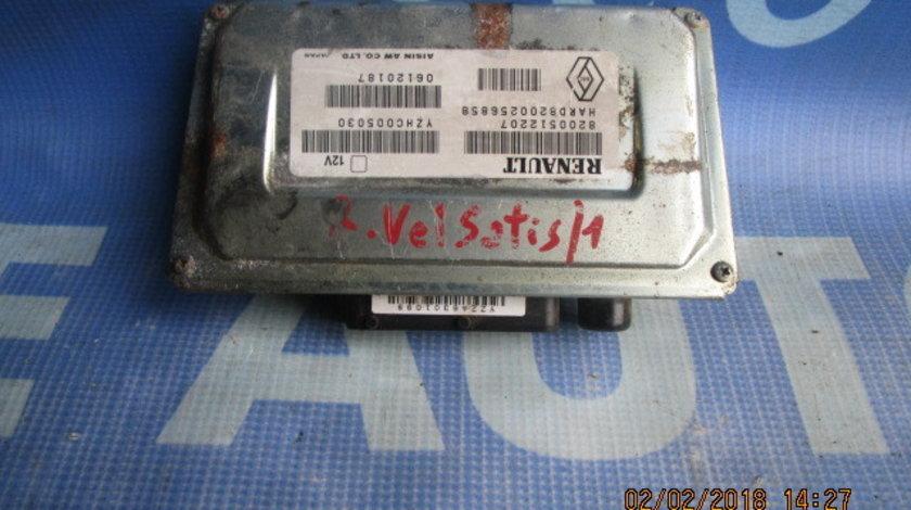 Calculator cutie viteze Renault Vel Satis;  8200512207