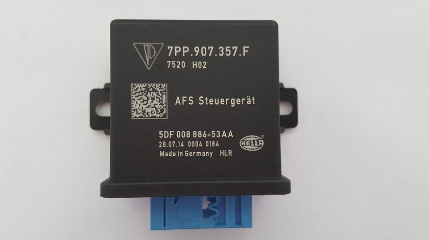 Calculator de lumini AFS Porsche Panamera Turbo dupa 2011 cod 7PP907357F