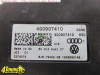 Calculator deschidere poarta Audi A8 S8 4H original cod 4G0907410