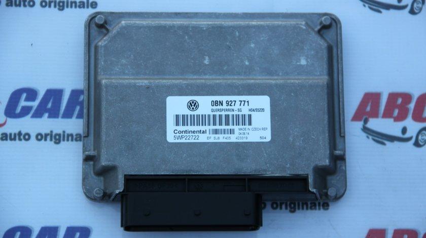 Calculator diferential blocabil VW Touareg 7P cod: OBN927771 model 2014