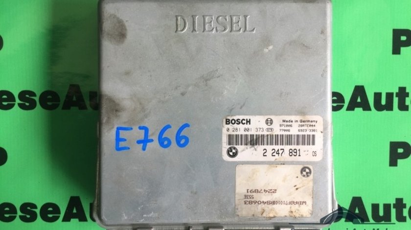Calculator ecu 2.5 BMW Seria 5 (1995-2003) [E39] 0281001373